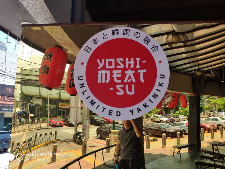 Yoshimeatsu: Unlimited Japanese-Korean Fusion You Will Surely Enjoy! #ShotOnMiMix3