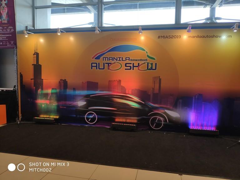 Manila International Auto Show 2019