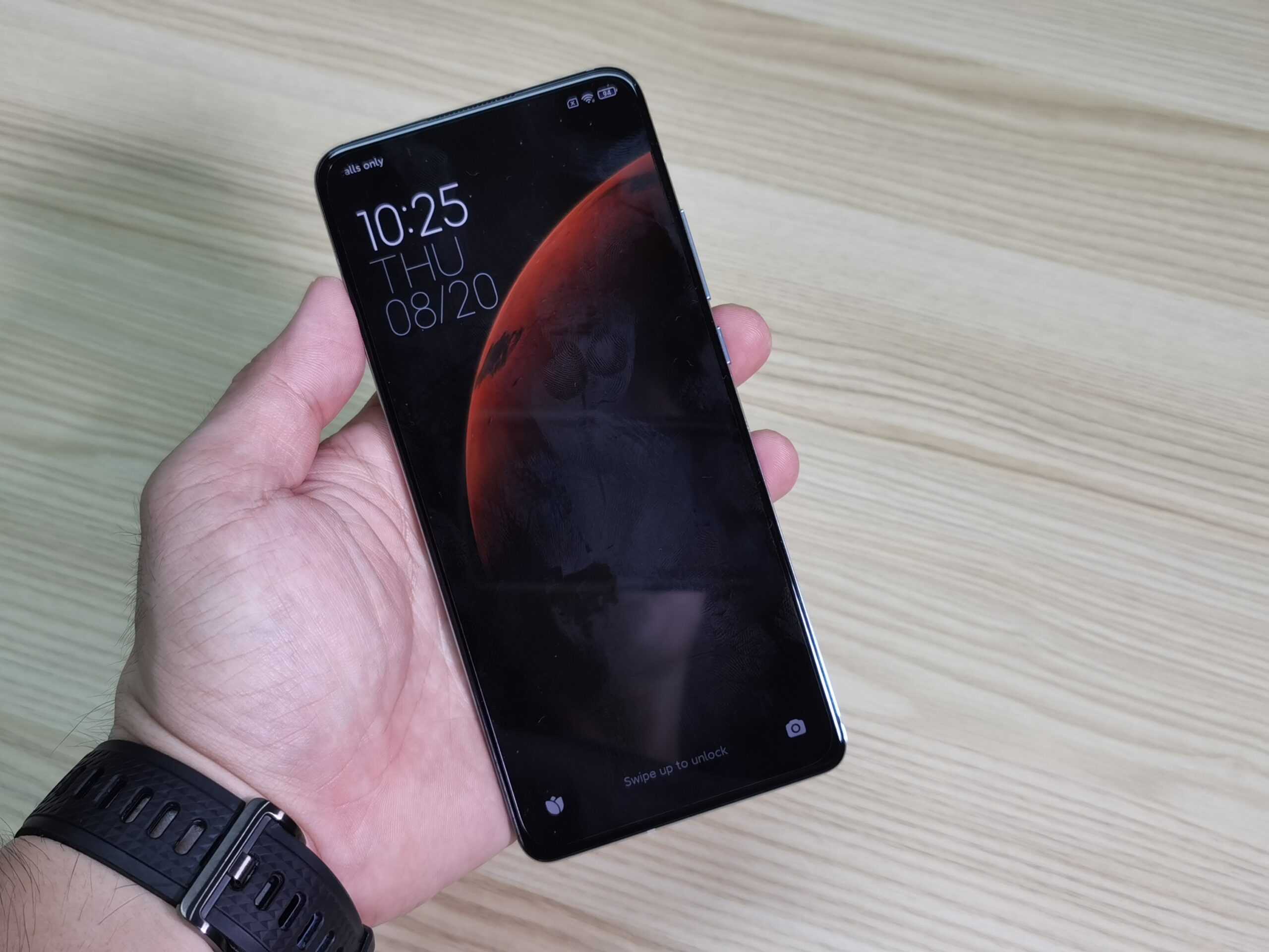 Xiaomi's Under-Display Camera Technology