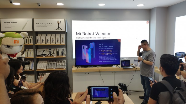 [Store Opening] 8th Store of Mi Philippines Opened Today March 30th at Lucky Chinatown Mall!