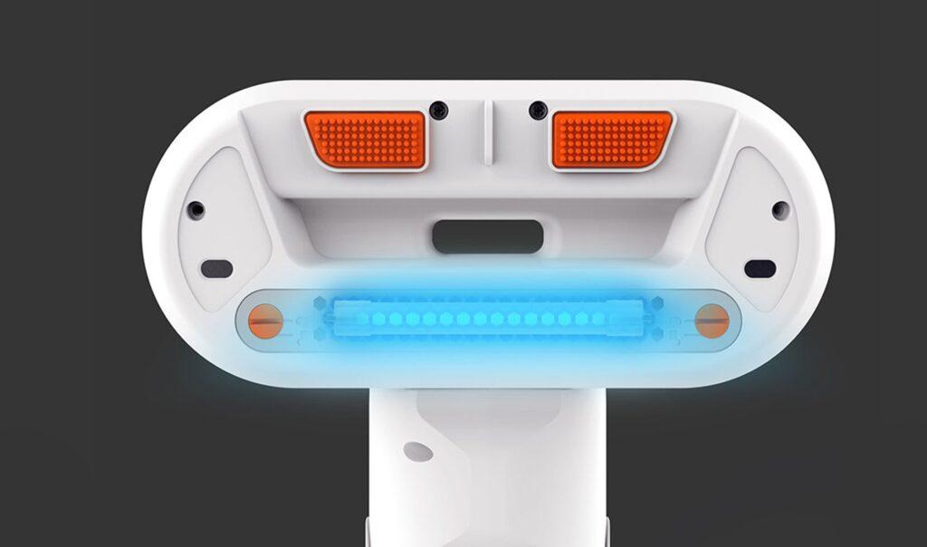 Mi Wireless Dust Mite Vacuum Cleaner built