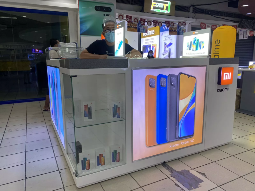 FIRST MI KIOSK IN MONUMENTO IS NOW OPEN