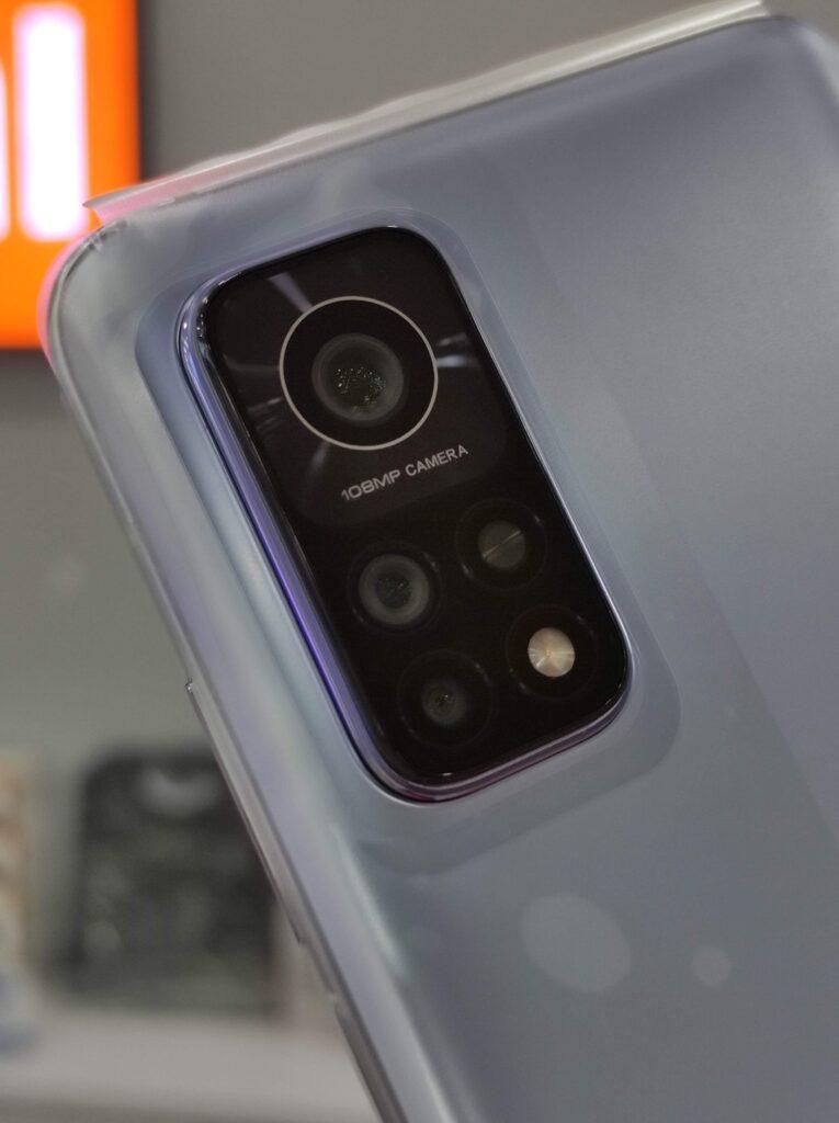 A teaser of Mi 10T Pro
