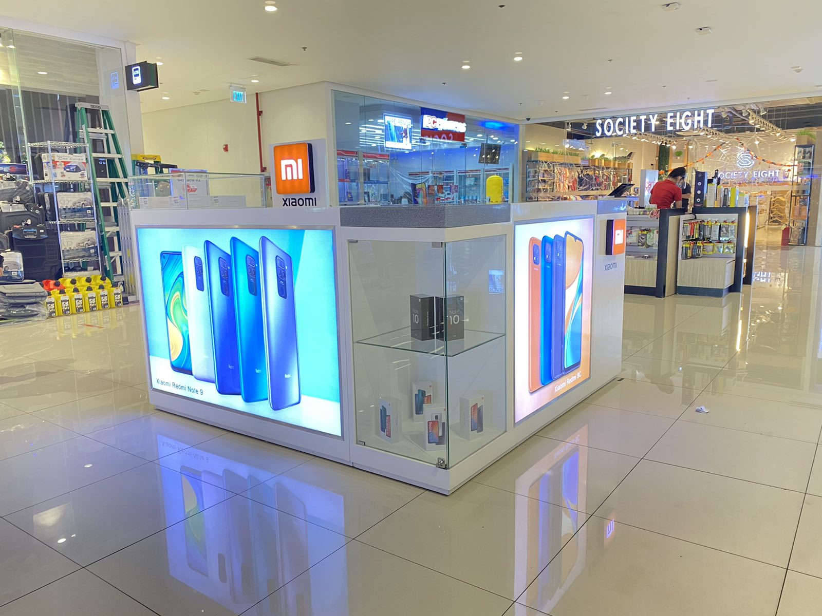 Three Newly Opened Xiaomi Kiosk in the Philippines Ready to Serve You