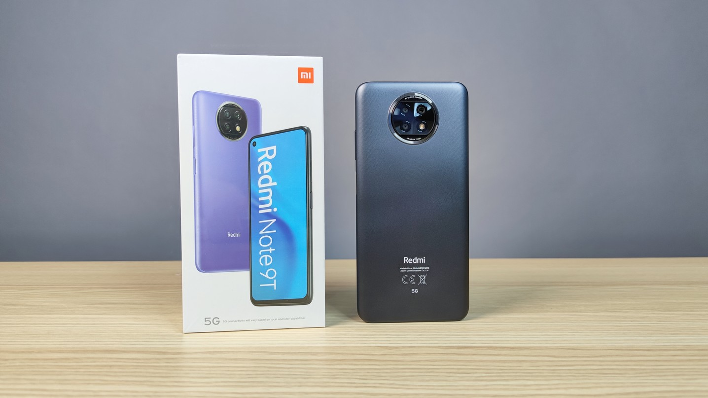 Redmi Note 9T 5G Review – 5G Powered Smartphone Made Affordable?