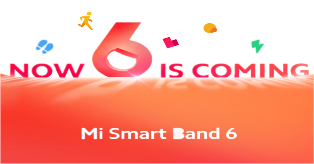 Xiaomi Mi Band 6 is confirmed included on March 29