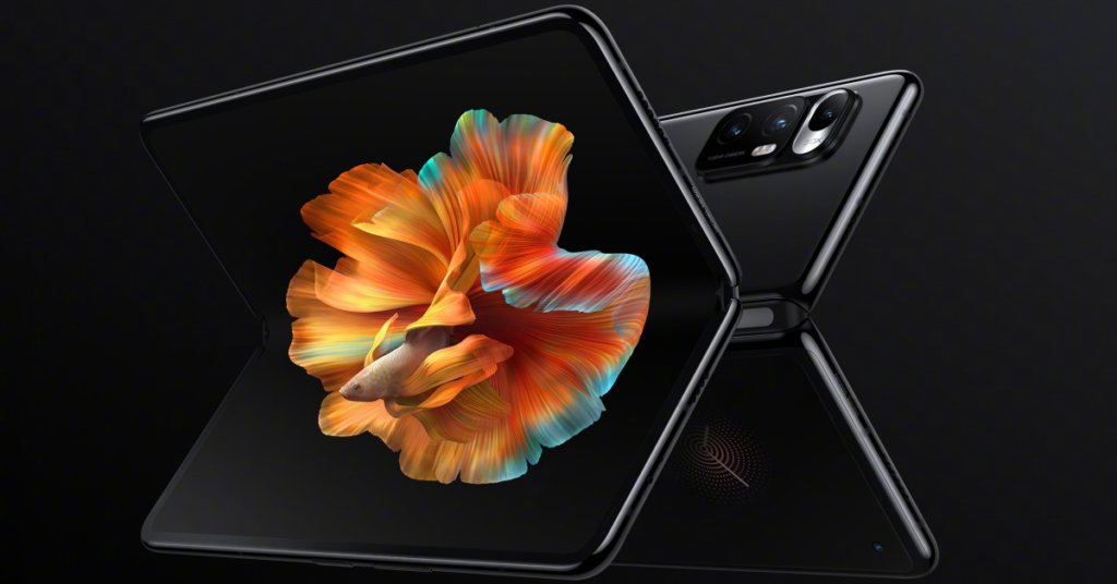 Xiaomi Mi Mix Fold was sold over 30,000 units in a minute