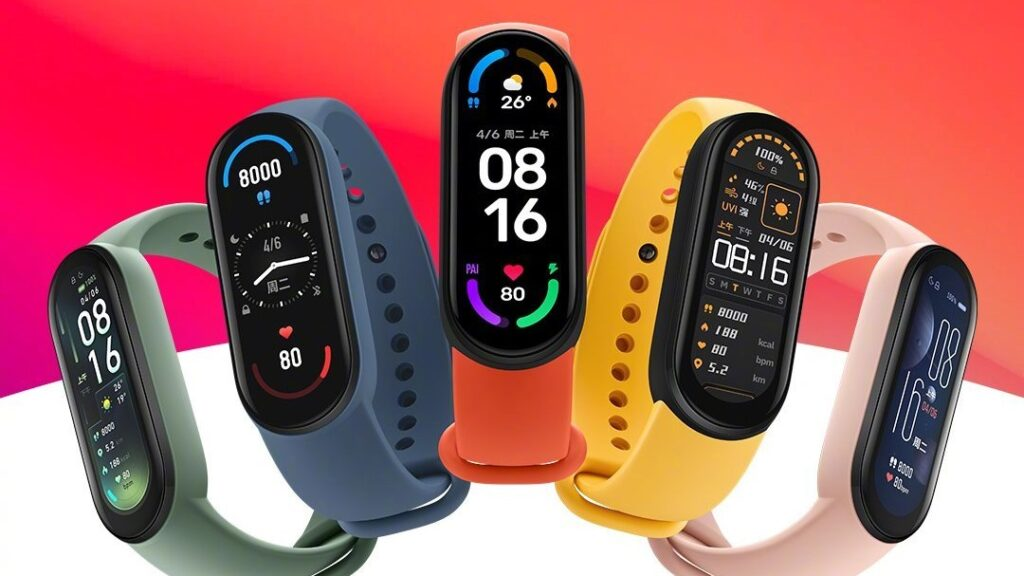 Xiaomi has shipped over a million units of Mi Band 6 worldwide