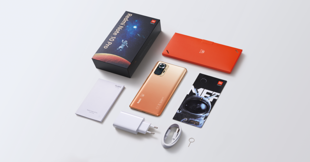 Xiaomi Redmi Note 10 Pro MFF Special Edition announced