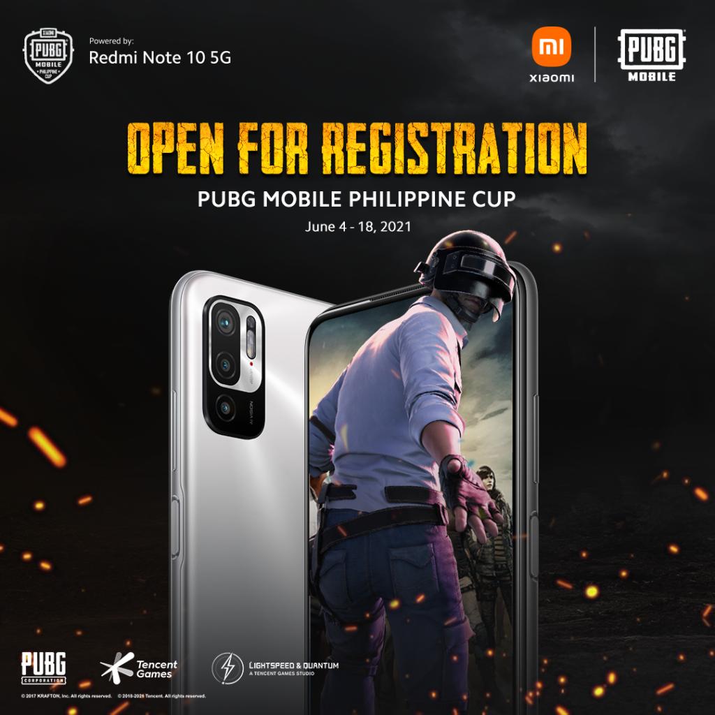 Xiaomi-sponsored PUBG Mobile Philippine Cup 2021