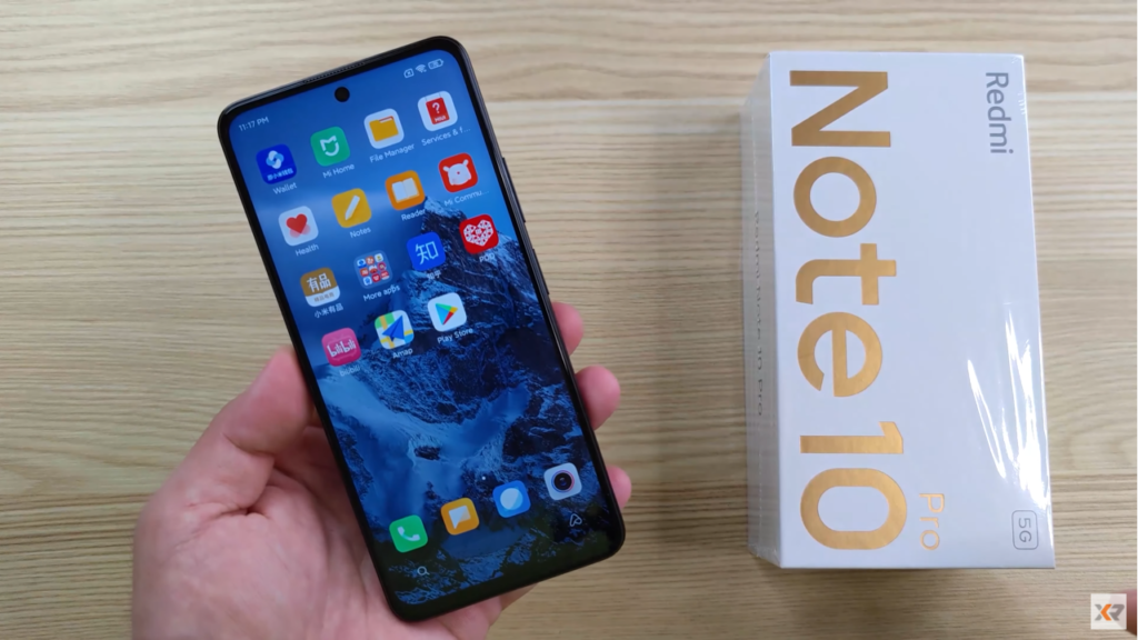 Redmi Note 10 Pro 5G receives MIUI update that enables 2GB of Virtual RAM