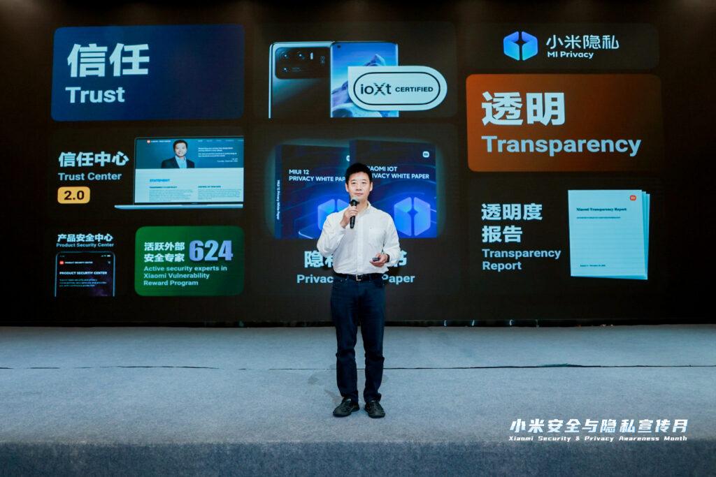 Xiaomi highlights privacy awareness at June meeting