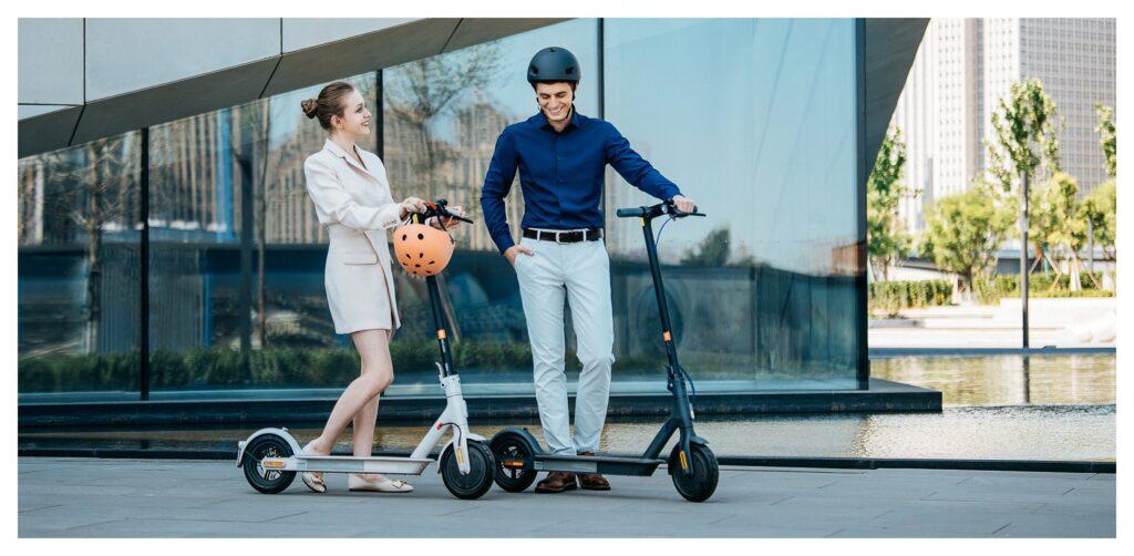 Xiaomi Mi Electric Scooter 3 with Aerospace Aluminum Body