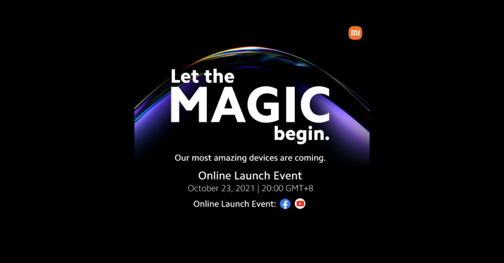 Xiaomi 11T Series, Xiaomi 11 Lite 5G NE to come into the PH market on October 23, 2021